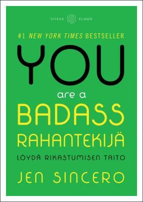 You Are a Badass rahantekijä